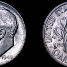 1948-D Roosevelt Dime Silver