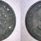 1942-G German 5 Reichspfennig World Coin -  Germany 3rd Reich