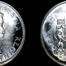 1964 PL Canadian Half Dollar 50 Cents Canada Silver World Coin