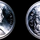 1965 PL Canadian Half Dollar 50 Cents Canada Silver World Coin
