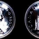 1976 PL Canadian Silver Dollar World Coin - Canada Centennial Library Building