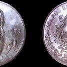 1979 Mexican 100 Peso World Silver Coin - Mexico Morelos