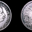 1901 Luxembourg 10 Centimes World Coin