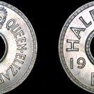1954 Fiji Islands Half 1/2 Penny World Coin