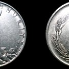 1962 Turkish 2 1/2  Lira World Coin - Turkey