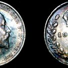 1902 Great Britain 3 Pence  World Silver Coin - UK