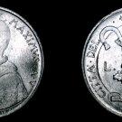 1967 Vatican City 10 Lire World Coin - Catholic Church Italy