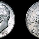 1959-D Roosevelt Dime Silver