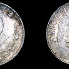 1904-Mo M Mexican 10 Centavo World Silver Coin - Mexico