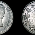 1931 Belgian 5 Franc World Coin - Belgium