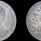 1960 Vietnamese 50 Xu World Coin - Vietnam