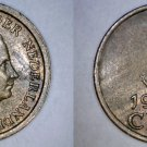 1961 Netherlands 1 Cent World Coin