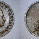 1965 Netherlands 1 Cent World Coin