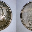 1962 Netherlands 1 Cent World Coin - Bent