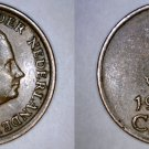1962 Netherlands 1 Cent World Coin