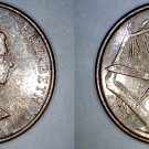 1992 Cayman Islands 1 Cent World Coin