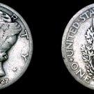 1927-P Mercury Dime Silver
