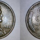 1920-P Abraham Lincoln Wheat Penny