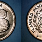 1975 Tonga 2 Seniti World Coin - Watermelons