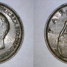 1932 Great Britain 1 Farthing World Coin - UK - England