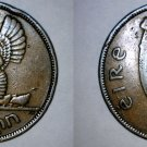 1943 Irish Penny World Coin - Ireland