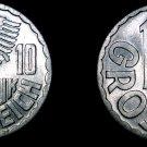 1973 Austrian 10 Groschen World Coin - Austria