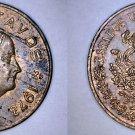 1973 Mexican 5 Centavo World Coin - Mexico