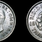 1941 Great Britain 3 Pence  World Silver Coin - UK