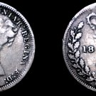 1875 Great Britain 3 Pence  World Silver Coin - UK