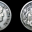 1914-D Barber Dime Silver