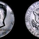 1968-D Silver Kennedy Half 1/2 Dollar