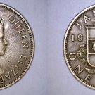 1963 Jamaican 1 Penny World Coin - Jamaica