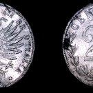 1902-R Italian 25 Centesimi World Coin - Italy