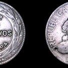 1956(p) Honduras 10 Centavo World Coin