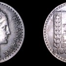 1948 French 10 Franc World Coin -  France