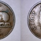 1946 Irish 1/2 Half Penny World Coin - Ireland