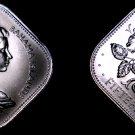 1970 Bahamas 15 Cent World Coin