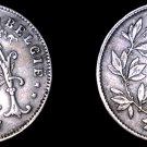 1927 Belgian 10 Centimes World Coin - Belgium