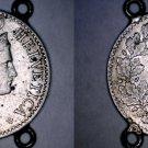 1904 Swiss 10 Rappen World Coin - Switzerland - Looped
