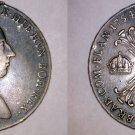 1784-B Austrian Netherlands 1 Kronenthaler World Silver Coin - Mount Removed