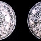 1928 Belgium 5 Centimes World Coin