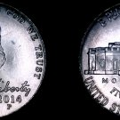 2014-P Jefferson Nickel