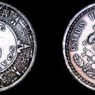 1936-M Mexican 5 Centavo World Coin - Mexico