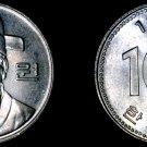 1989 South Korean 100 Won World Coin - South Korea