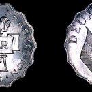 1970 Rwandan 2 Franc World Coin - Rwanda