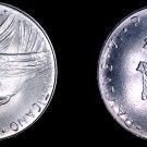 1976 Vatican City 100 Lire World Coin - Catholic Church Italy