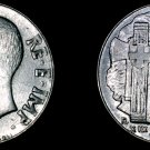 1941 Italian 20 Centesimi World Coin - Italy - Magnetic