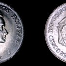 1963 Colombian 50 Centavo World Coin - Colombia