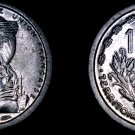 1948 Cameroon 1 Franc World Coin - French Admin