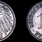 1913-A German 10 Pfennig World Coin -  Germany